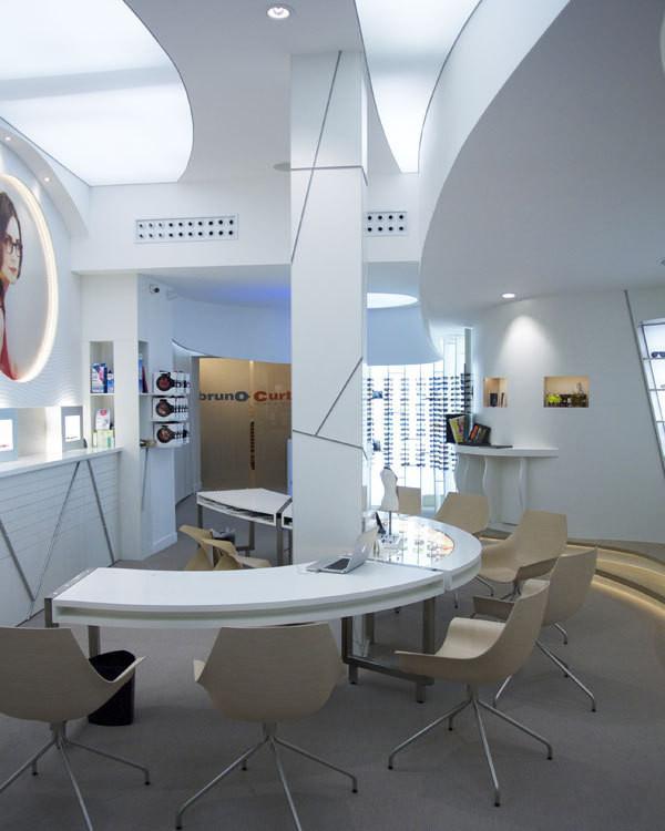 présentation du magasin - Bruno Curtil opticien créateur indépendant - Bruno Curtil Opticien - 0 380 302 306 - Voir en grand