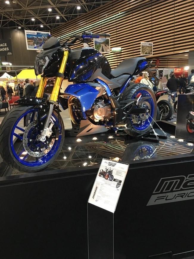 MASAI 125 FURIOUS RACING 2020 ANGEL'S MOTOS DIJON CHENOVE - Voir en grand