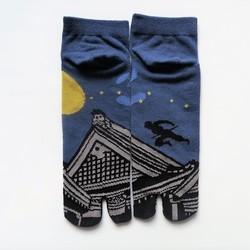 Chaussettes japonaises tabi, Ninja taille 40 à 44