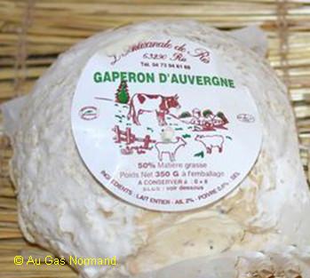 Gaperon d'Auvergne - Voir en grand