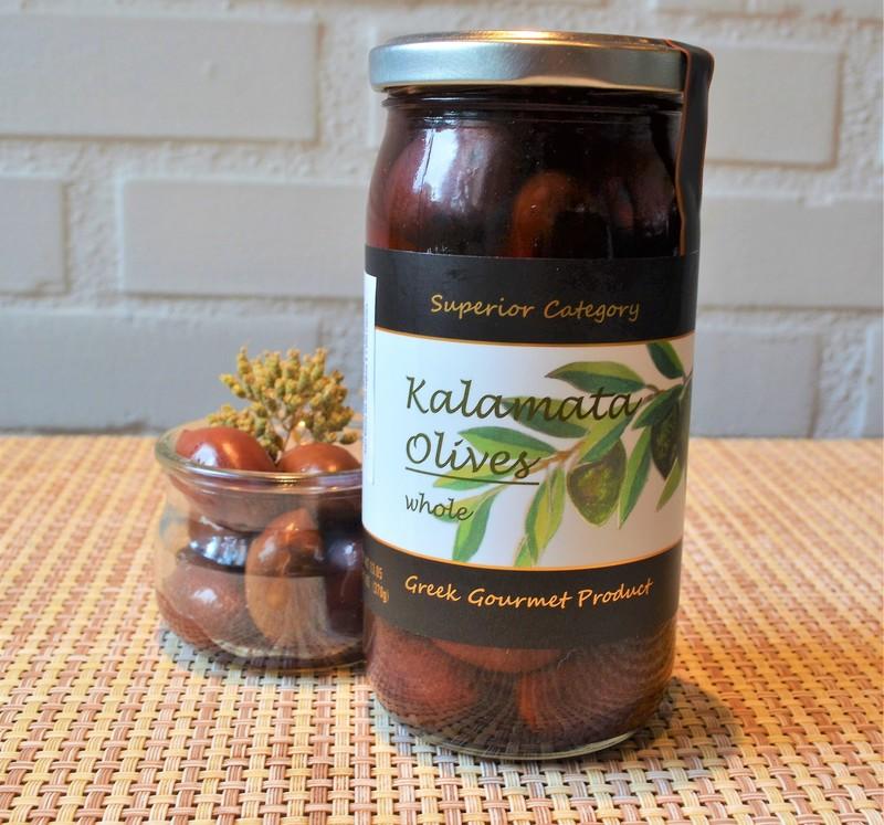 Olives de Kalamata - Traiteur - La Grèce Gourmande - Voir en grand