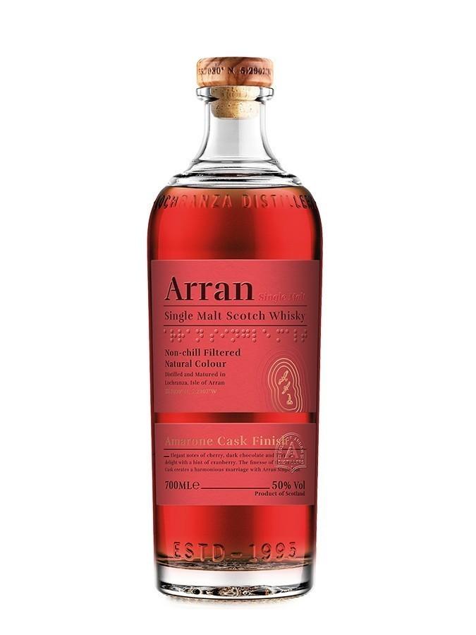 Arran amarone whiskies & Spirits - Voir en grand