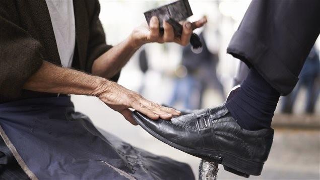 Entretien chaussures - Voir en grand