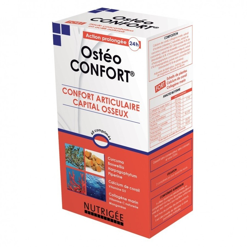OSTEO CONFORT 60 COMP. - ARTICULATIONS  - MISS TERRE VERTE - Voir en grand