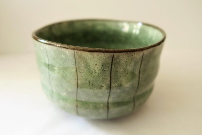 Bol à matcha cérémonie du thé vert - Comptoir du Japon - Voir en grand