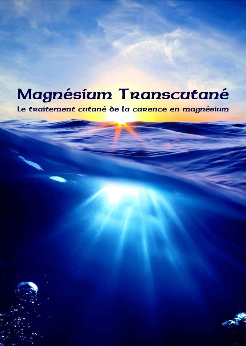 MAGNESIUM TRANSCUTANE -  VITALITE - MISS TERRE VERTE - Voir en grand