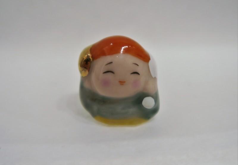 Mini 7 divinités du bonheur - Daikoku - Comptoir du Japon - Voir en grand