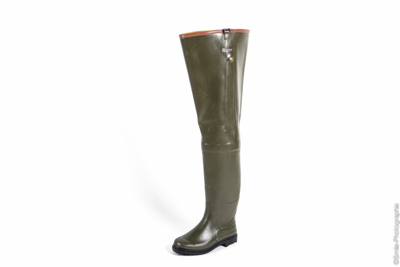 Cuissardes Nylspinning AIGLE - Cuissardes AIGLE - CHAUSSURES ROBUST - Voir en grand