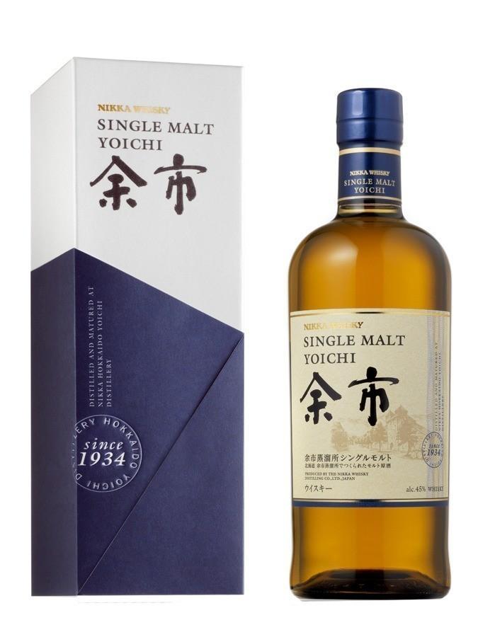 Yoichi single malt Whiskies & Spirits - Voir en grand