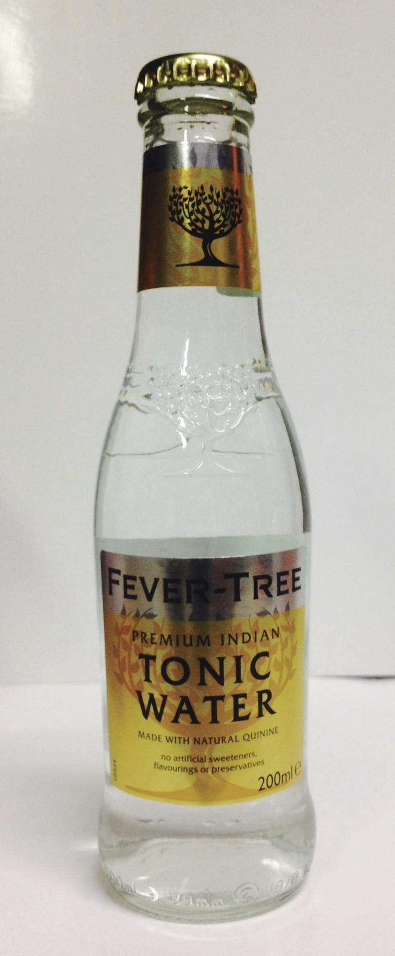 Tonic fever tree Whiskies & Spirits - Voir en grand