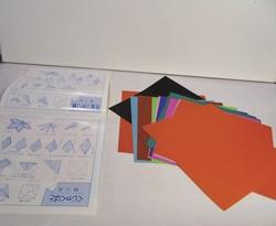 papier pour origami - Voir en grand
