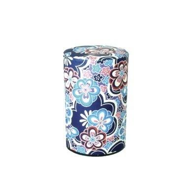 Boite à thé bleu - Comptoir du Japon - Voir en grand