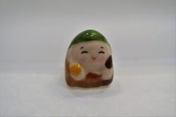 Mini 7 divinités du bonheur - Fukurokuju - Comptoir du Japon