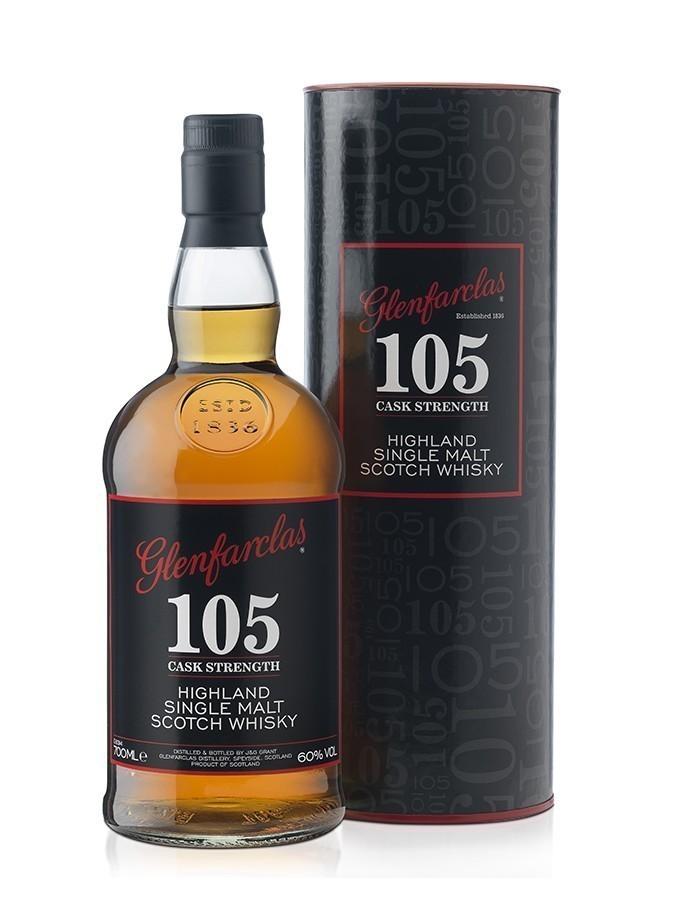 Glenfarclas 105 Whiskies & Spirits - Voir en grand