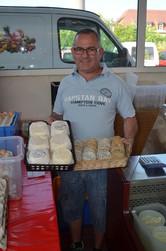 Les fermes du châtillonais version fromage - Nos Fromagers - HALLES DE MONTBARD, votre marché alimentaire de proximité - Voir en grand