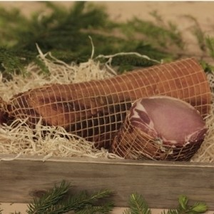 Bacon fumé du Haut-Doubs - Voir en grand