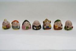 Mini 7 divinités du bonheur - Comptoir du Japon