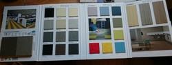 Catalogue de couleurs Marmoleum click de Forbo - Naturel21 - Voir en grand