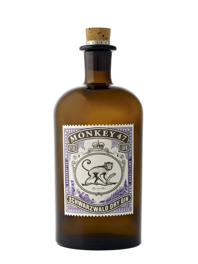 GIN MONKEY 47 Whiskies & Spirits - Voir en grand
