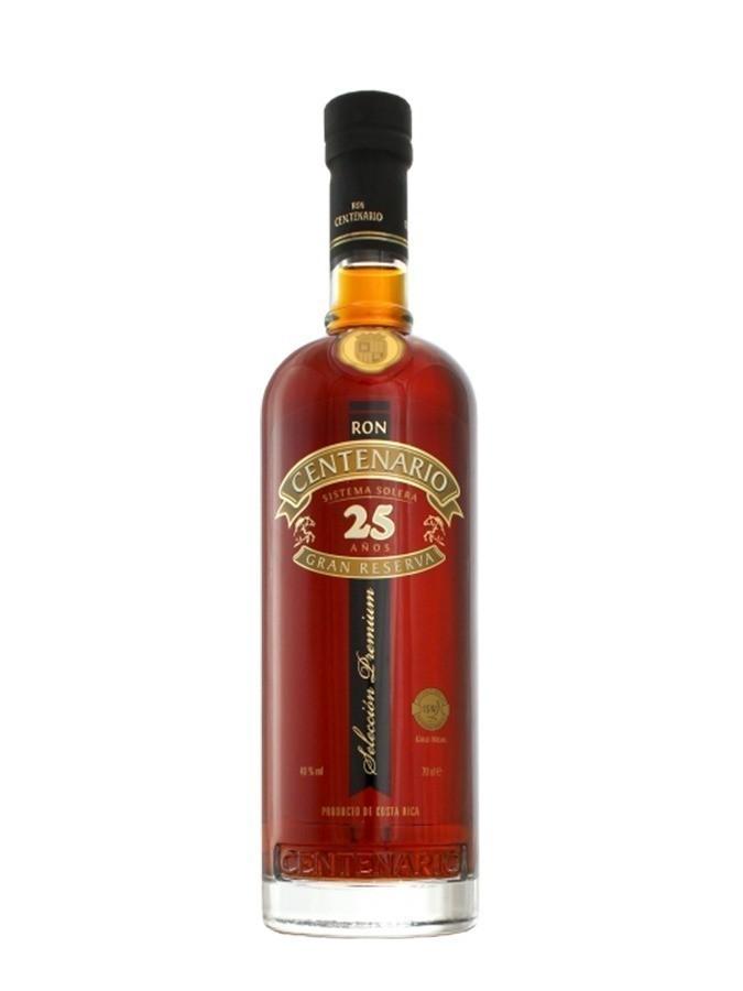 Centenario 25 Whiskies & Spirits - Voir en grand