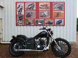 LEONART DAYTONA STANDART ANGEL'S MOTOS DIJON CHENOVE - Voir en grand