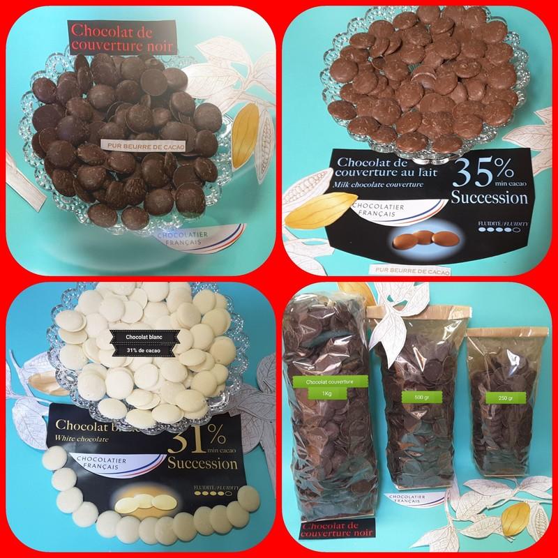 Chocolat professionnel - Voir en grand