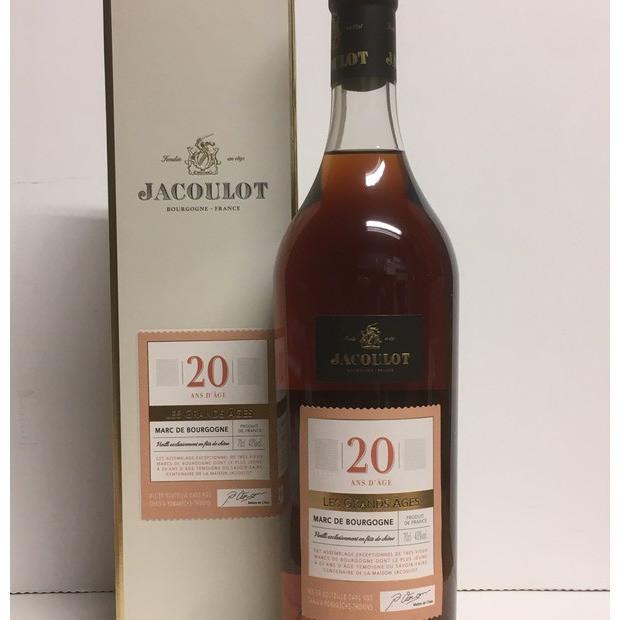 Marc de Bourgogne 20 ans Whiskies & Spirits - Voir en grand