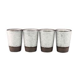 Tasse à thé blanche  - Tasses - Comptoir du Japon - Voir en grand
