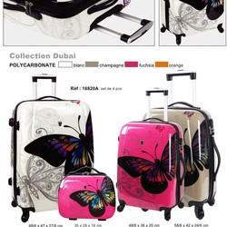 bagages papillons Madisson PETIT ROYAUME CHENOVE - Voir en grand