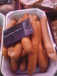 Knack supérieure - Produits de choucroute - LA PETITE LOUISETTE - Voir en grand