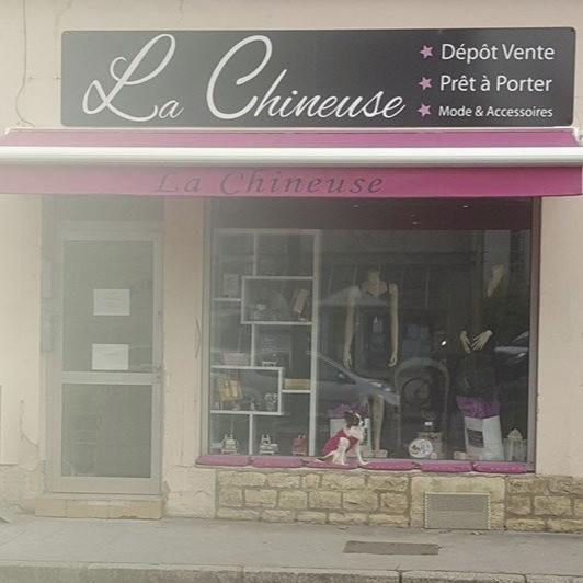 LA CHINEUSE - Dijonnais - PREFERENCE COMMERCE Côte-d'Or - Voir en grand