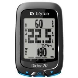 "GPS "" RIDER 20E "" BRYTON BLANC OU NOIR - GPS BRYTON - RANDO FITNESS VENAREY CYCLES - Voir en grand"