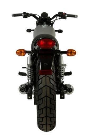 LEONART HERITAGE 125 ANGEL'S MOTOS DIJON CHENOVE - Voir en grand