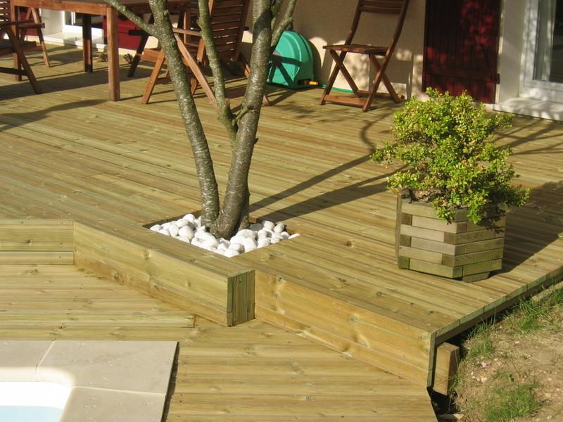 terrasse pin autoclave cote strié ©lebrotceline - Voir en grand