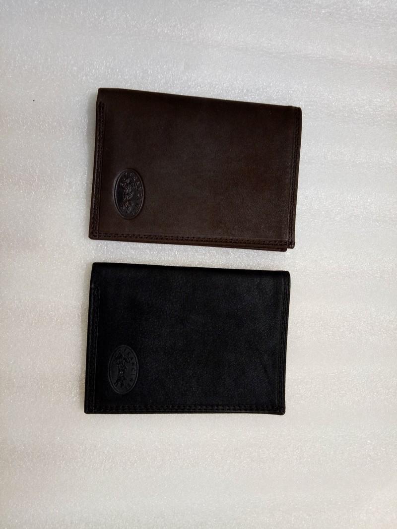 Porte cartes 47924 Francinel en cuir de vachette - Voir en grand