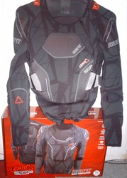 Gilets protections LEATT 3DF AIRFIT ANGEL'S MOTOS DIJON