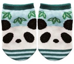 Chaussettes bébé panda