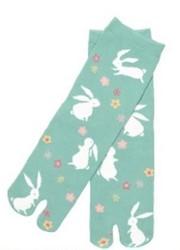 Chaussettes japonaises tabi, lapin - Comptoir du Japon - Voir en grand