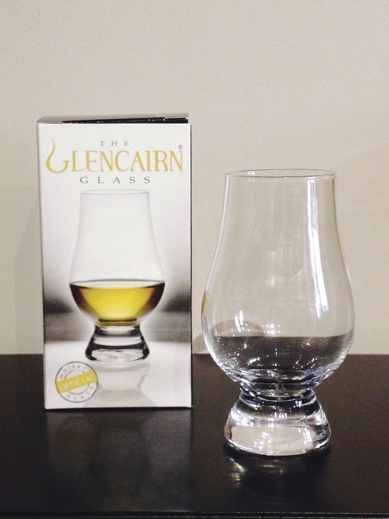 Verre Glencairn Whiskies & Spirits - Voir en grand