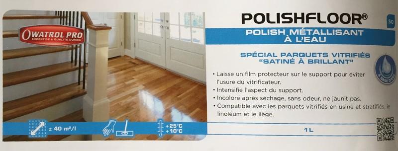 Owatrol Durieu polishfloor catalogue - Voir en grand