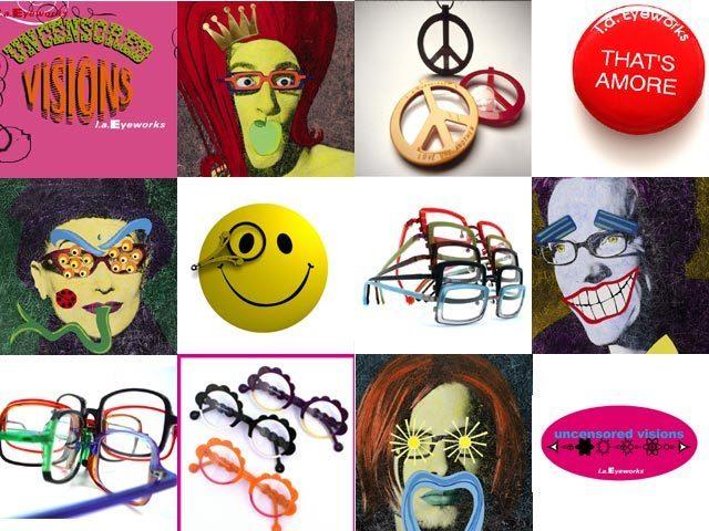 L.A.Eyeworks - Lunettes de Créateurs - Bruno Curtil Opticien - 0 380 302 306 - Voir en grand