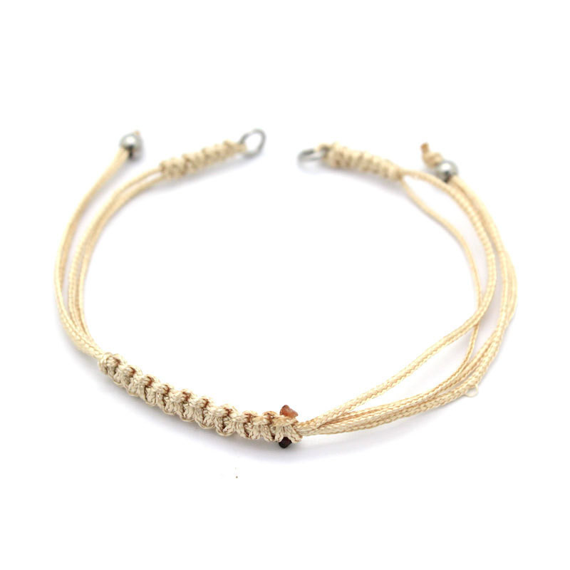bracelet macramé ivoire.jpg - Voir en grand