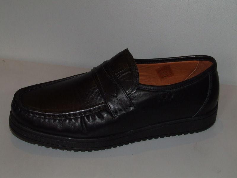 Mocassin DENAIN - Chaussures de ville homme - CHAUSSURES ROBUST - Voir en grand