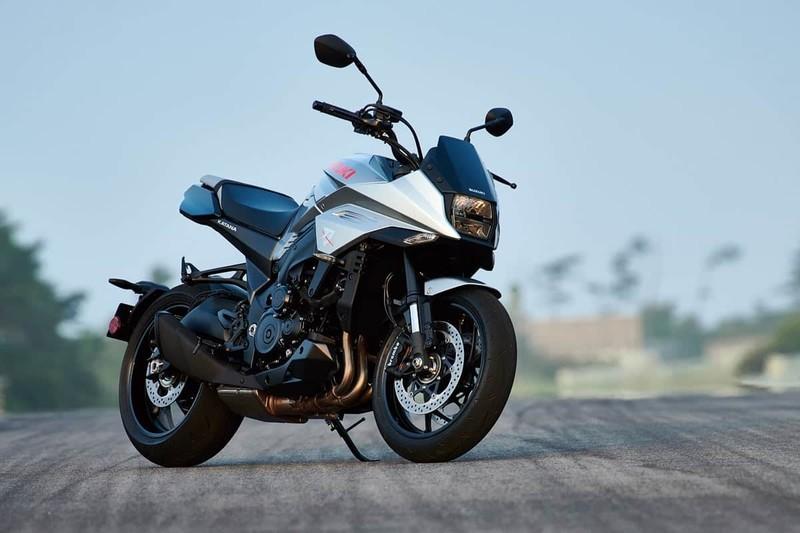 SUZUKI KATANA 2019 ANGEL'S MOTOS DIJON CHENOVE - Voir en grand