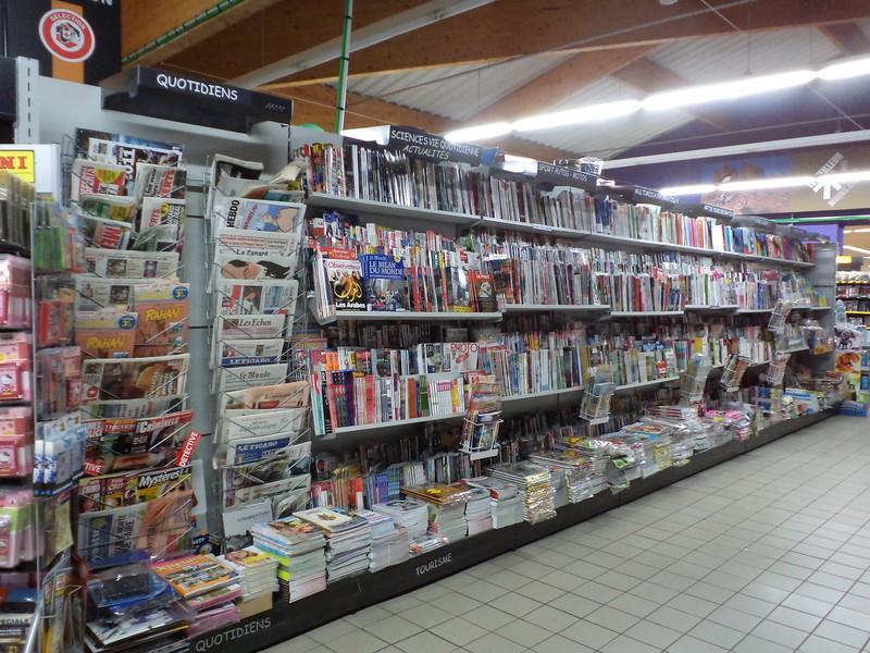 LA PRESSE - NOS SERVICES - Intermarché Semur en Auxois - INTERMARCHE SEMUR-EN-AUXOIS - Voir en grand