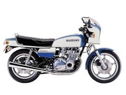 SUZUKI GS GSX GSL 750 1000 1100 ANGEL'S MOTOS DIJON CHENOVE - Voir en grand