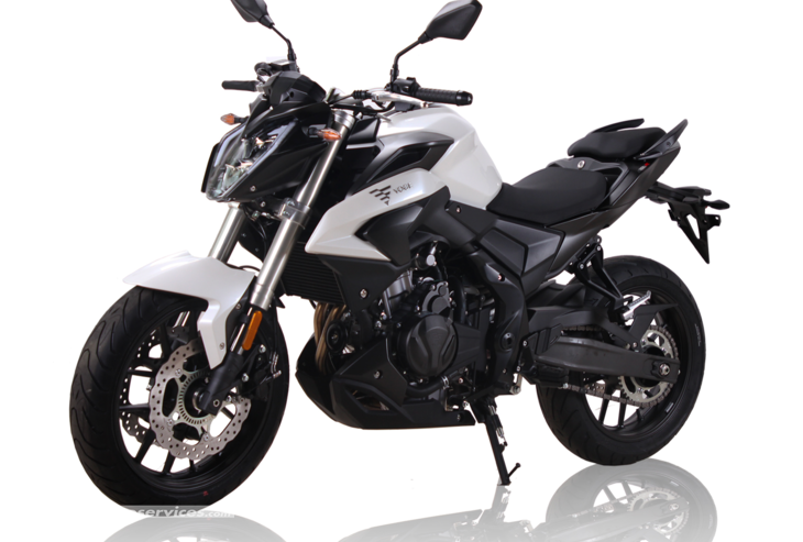 VOGE 500 R ANGEL'S MOTOS DIJON CHENOVE - Voir en grand
