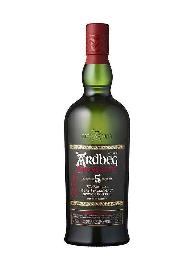 Ardbeg 5 ans Whiskies & Spirits - Voir en grand