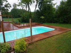 tour de piscine en cumaru ©lebrotceline