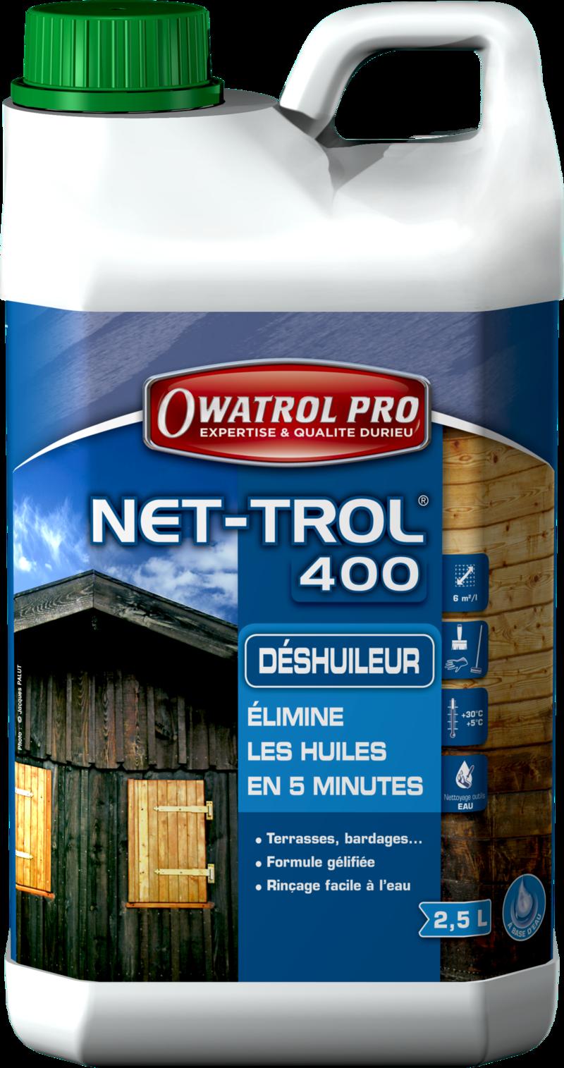Owatrol durieur net trol 400 2.5 l - Voir en grand